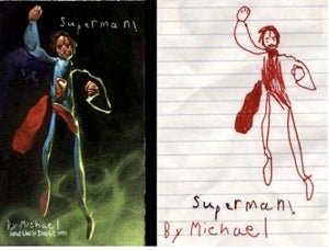 Kids' Drawings Made Real