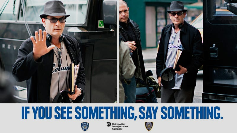 Help Prevent Charlie Sheen From Wreaking Havoc This Weekend!