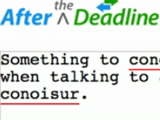 After the Deadline Brings Better Grammar and Spellchecking to Firefox, and It's Awesome