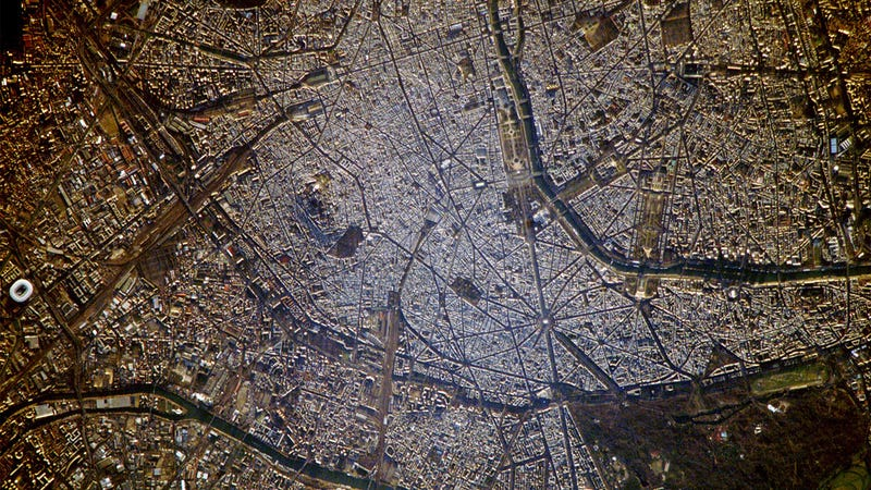 Can You Identify These Cities Based on How They Look from Space?