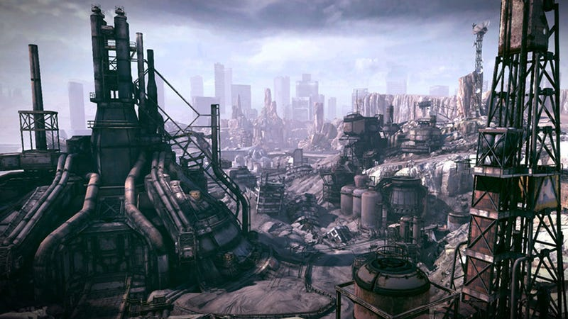 The Most Deserted, Abandoned Places In Video Games