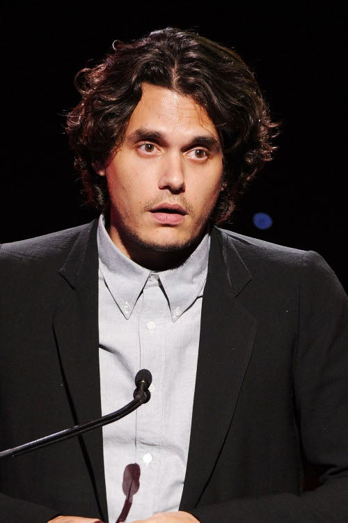 John Mayer Snubs Press, Tells Vagina Joke