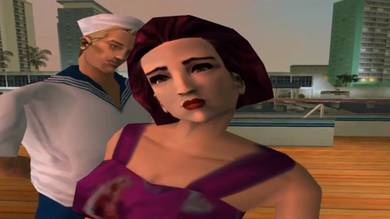 A Visual History of Attractive Video Game Characters: The 00s