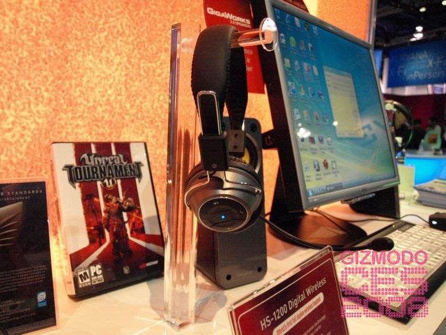 Hands On: Creative's HS-1200 Wireless Headset Featuring New Bluetooth Alternative
