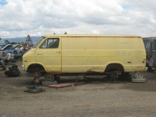 Serial Killer Van Ends Up On Death Row