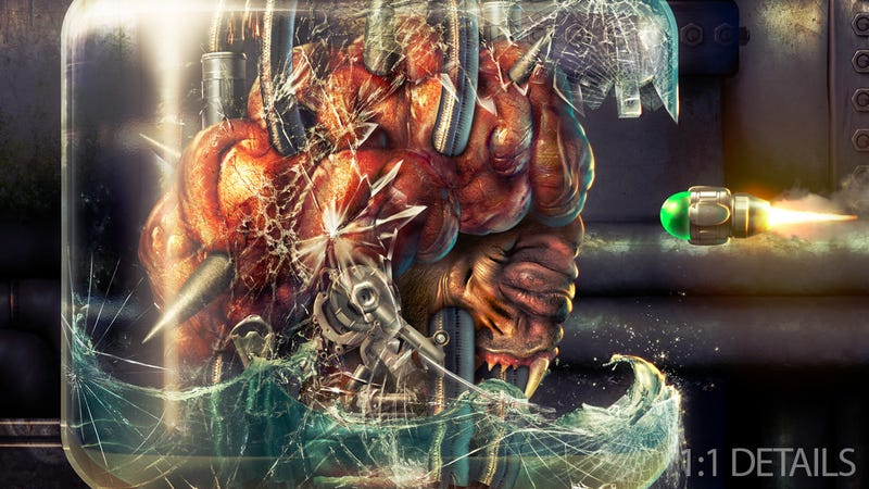 Watch This Photoshop Jedi Turn a 16-Bit Super Metroid Screenshot Into a Stunning High-Res Masterpiece