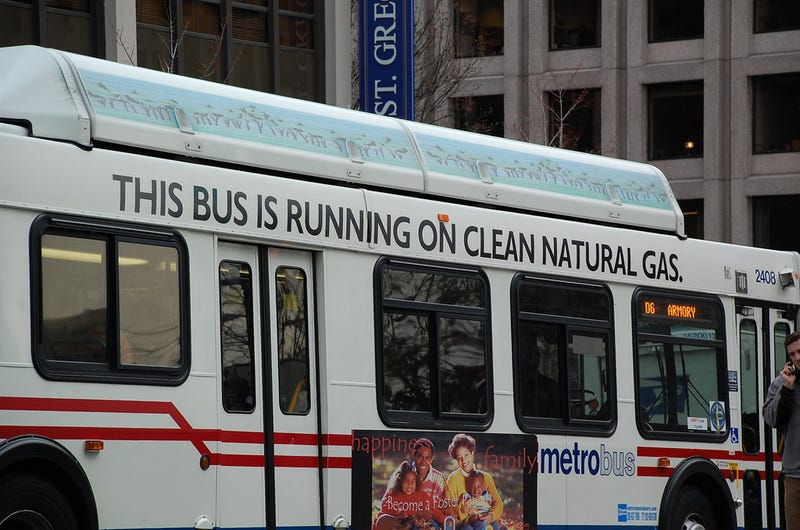 Natural Gas For Cars Does Not Help the Environment