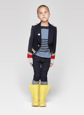 You Can't Handle The Cute: Stella McCartney For Gap