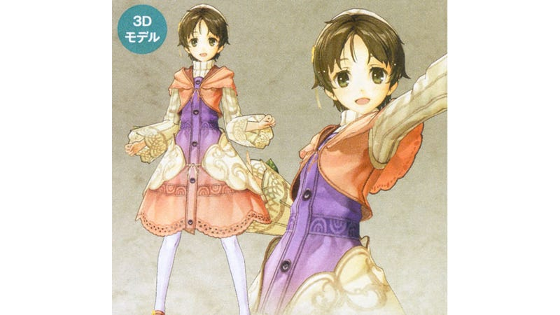 Atelier Ayesha's 3D Characters Look So Good, They Almost Look 2D