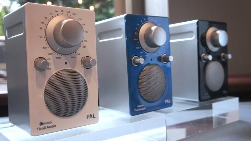 Tivoli's Gorgeous Tabletop Radios Now Stream All Your Digital Music via Bluetooth