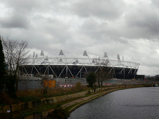 Is A Monster Stalking The River Outside London's Olympic Stadium? An Investigation