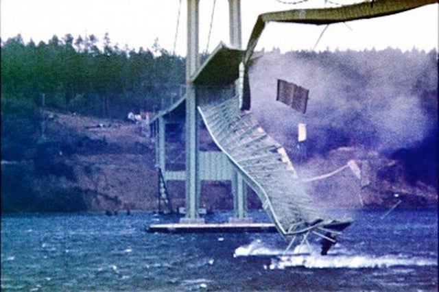 Historic Bridge Disasters Caught On Film