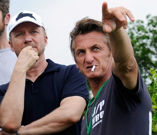 Sean Penn Going Slowly Insane to Draw Attention to Haiti