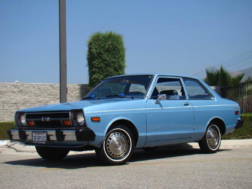 1979 Datsun 210 For An Economical 4 995 Plus A Bonus Poll