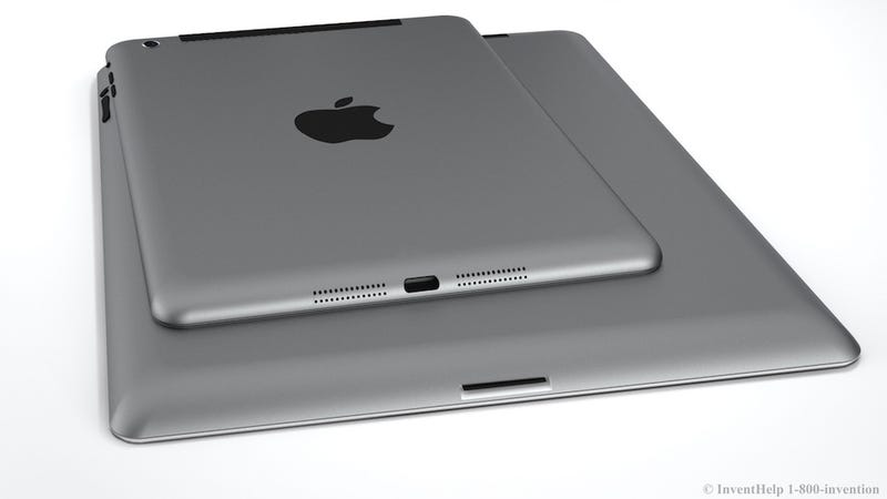 This Is What the iPad Mini Might Look Like