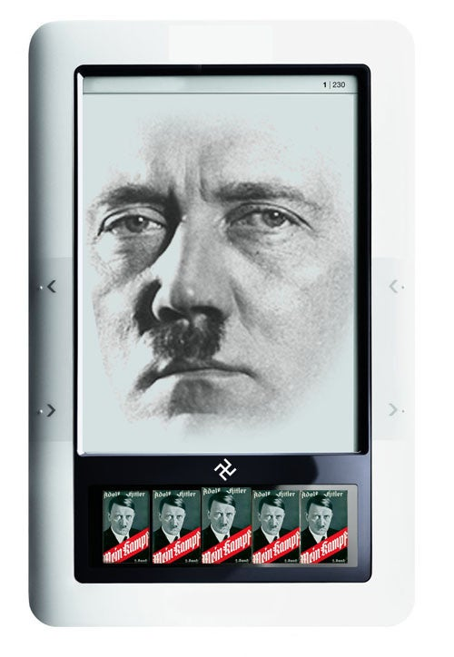 Ereaders Are a Nazi Scheme, and More Bizarre Theories From Ebooks' Sworn Enemies