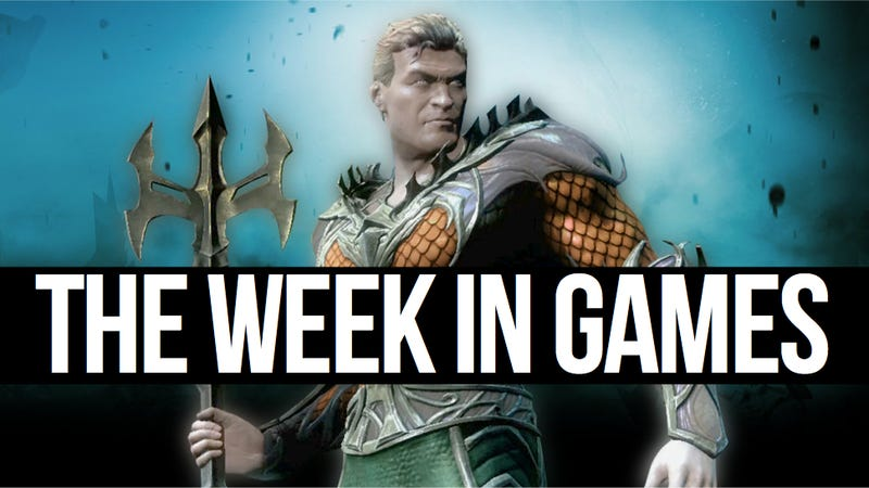 The Week in Games: No Injustice, No Peace