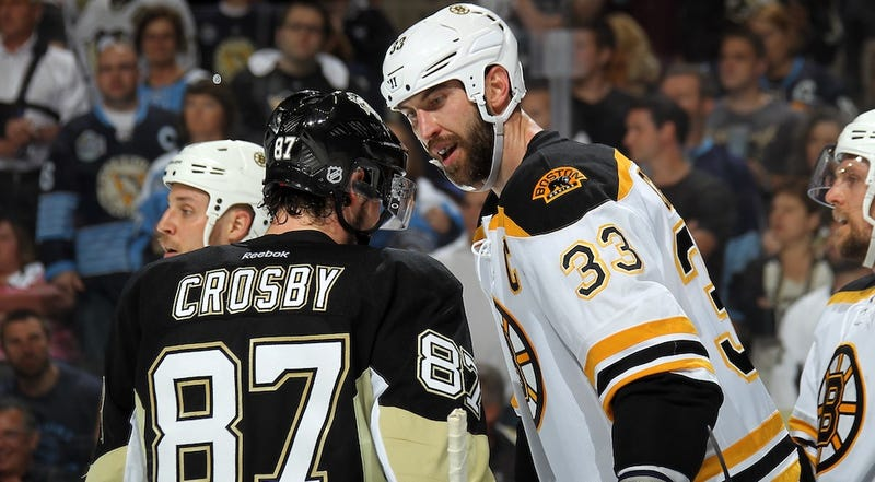 The Bruins Are Toying With The Penguins, And Here's Why