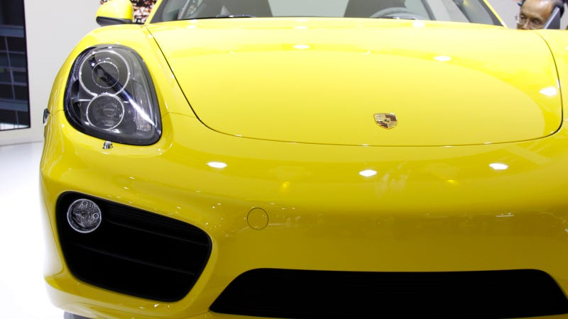 Is Porsche About To Start Making A Turbo Four Cylinder?