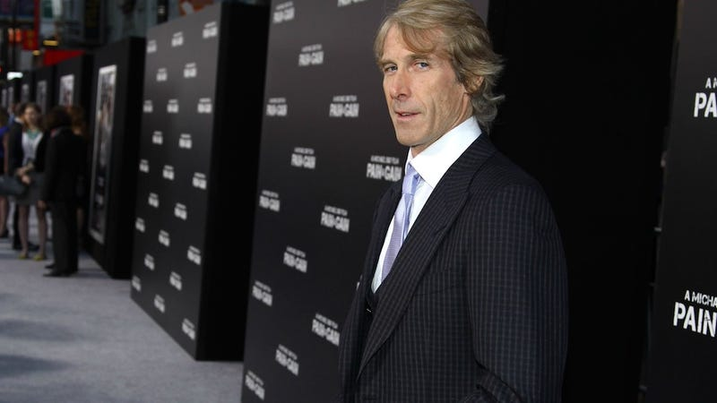 Michael Bay Is Sorry About Armageddon