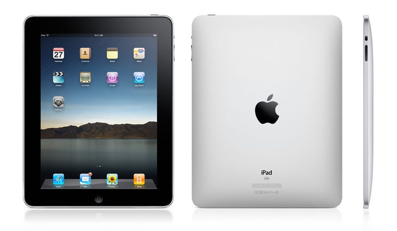 Apple Delays International iPad Launch by One Month