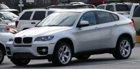 2009 BMW X6 Caught In Natural Habitat