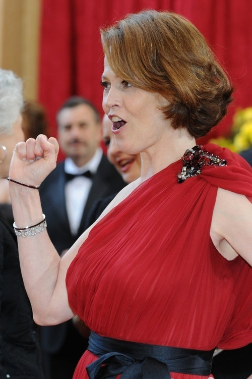 Sigourney Weaver Wants to Beat Up Oscar Voters and Other Trash Talk