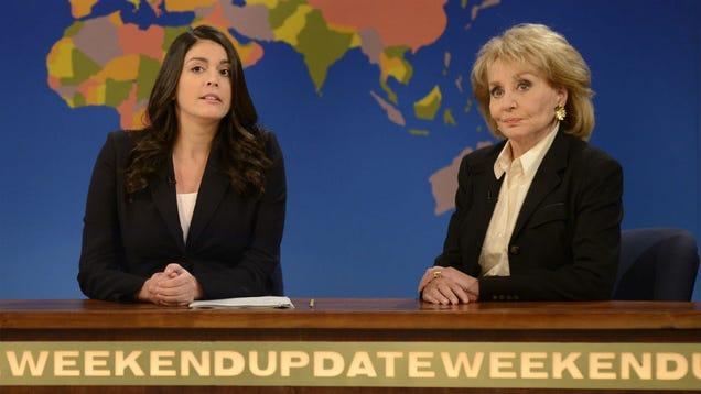 SNL's Favorite Drunk Girl to Host White House Correspondents' Dinner