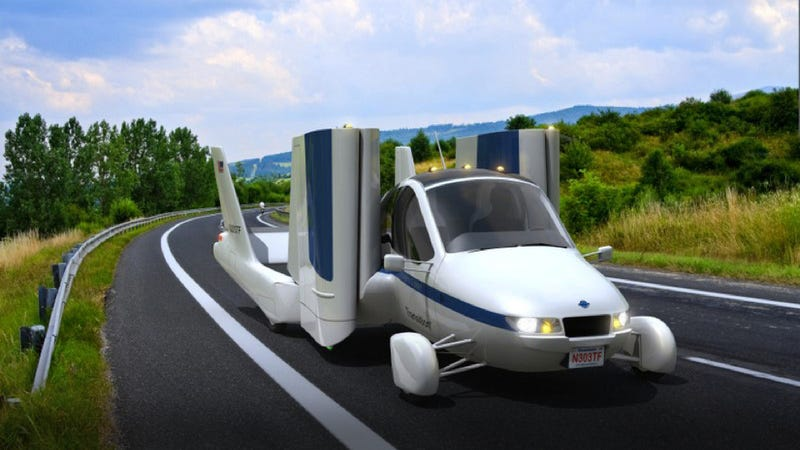 'Flying Car' To Debut At New York Auto Show