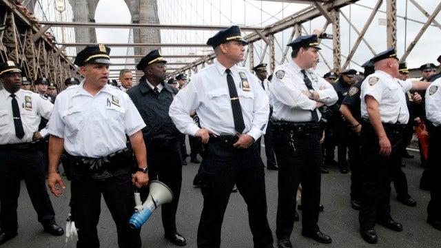 Lawsuit Filed Over Brooklyn Bridge Mass Arrest