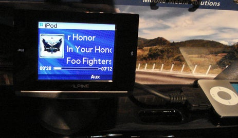 Alpine eX-10 Bluetooth Hub and iPod FM Transmitter For Your Car