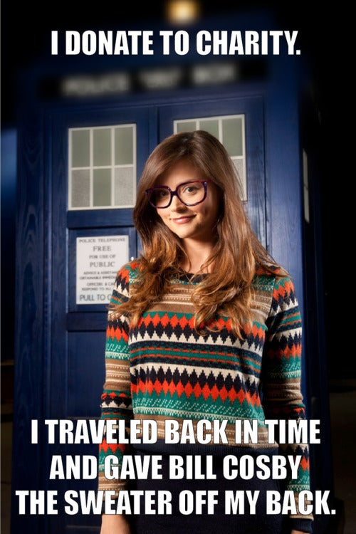 Thanks to time travel, Hipster Companion did everything before it was cool
