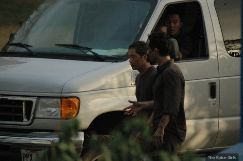 Lost Set Photos Gallery