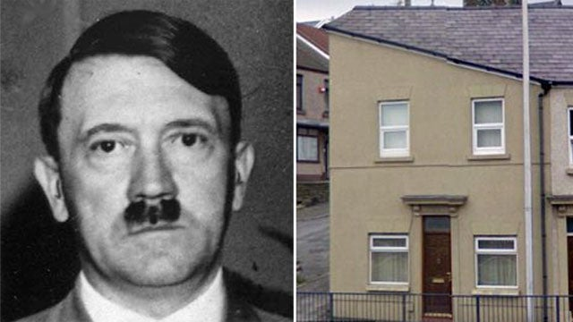 This House Resembles Hitler