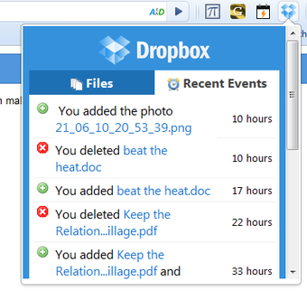 Dropbox for Chrome Browses and Downloads Files from the Popular Syncing Service