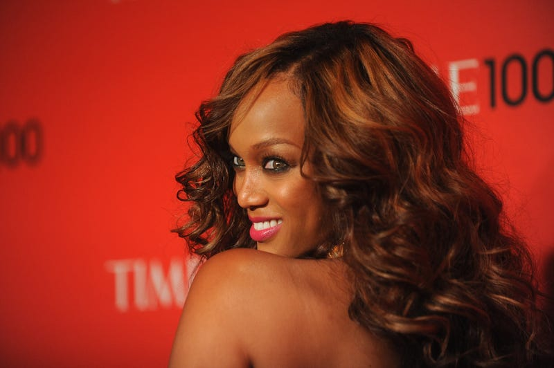Tyra Banks Is Getting a New Talk Show To Do More Crazy Shit