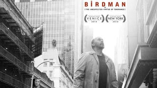 The Japanese <i>Birdman</i> Poster Looks Dumb