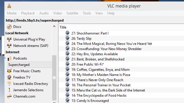 Las mejores funciones ocultas del reproductor de vídeo VLC
