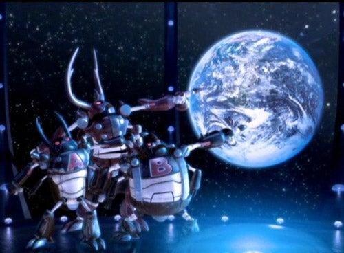 Robot Slaughter Is Disney's Desperate Bid For Male Eyeballs