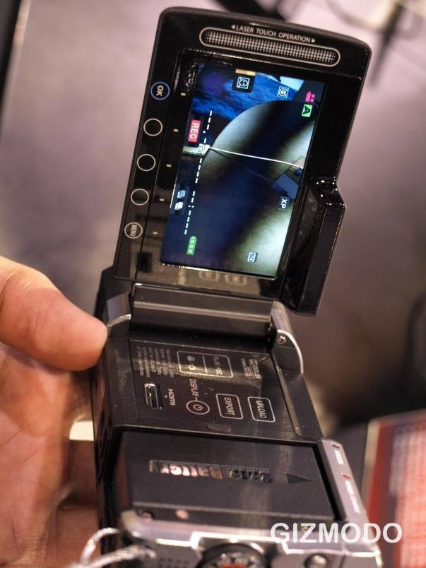 JVC Everio X: An HD and Slow-Mo Camcorder That Shoots 9MP Stills Too