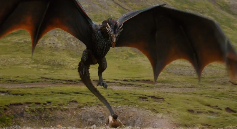 """George R.R. Martin Says Game of Thrones Film Being """"Actively Discussed"""""""