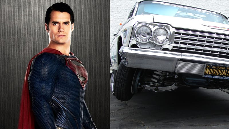 Five Car Technologies You'll Need If You Want To Be Like Superman