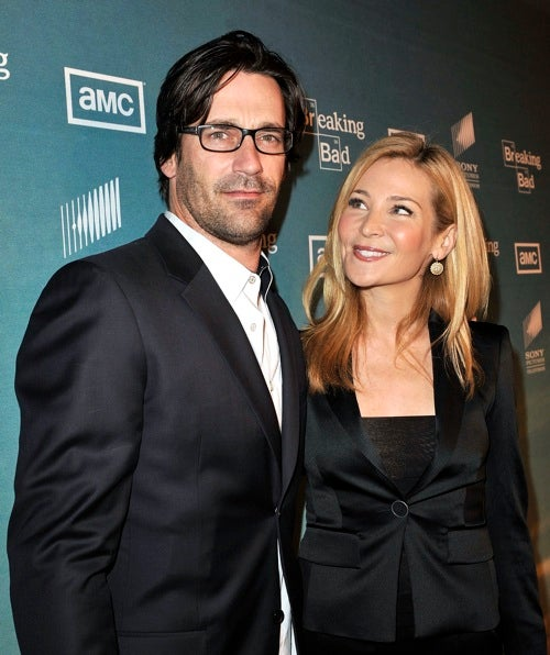 Jon Hamm Is A Sight For Four Eyes