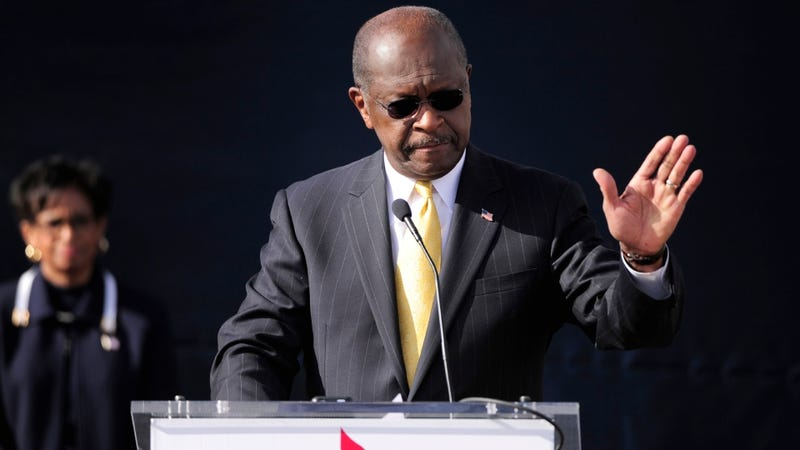 Herman Cain Quotes Pokémon as he Suspends his Campaign