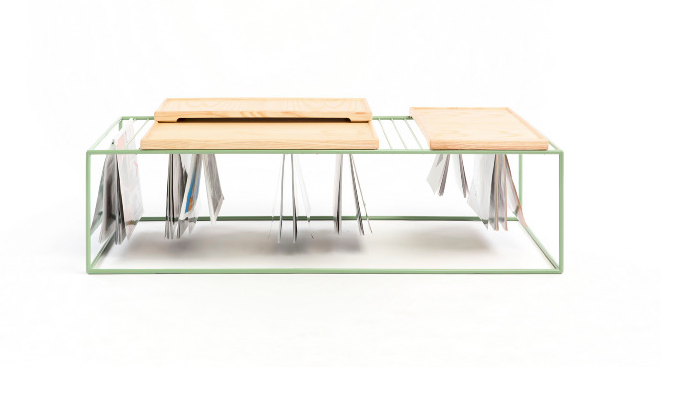 The Rack Table Is Every Table At Once