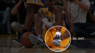 How An Achilles Tear Affects NBA Players (Or, Why Kobe Is Screwed)