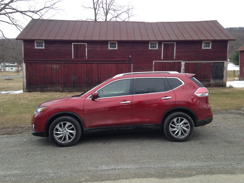 2014 Nissan Rogue SL AWD: The Truck Yeah! Review