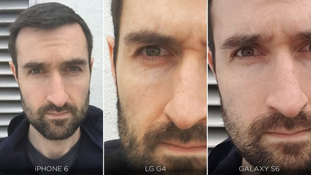 Here's How the LG G4 Camera Stacks Up To the iPhone 6 and Galaxy S6