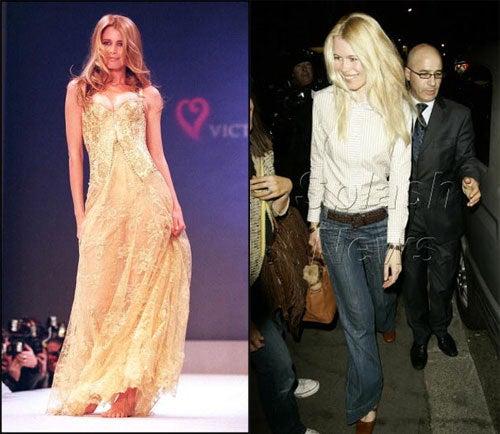 Claudia Schiffer: Fashion Victim?