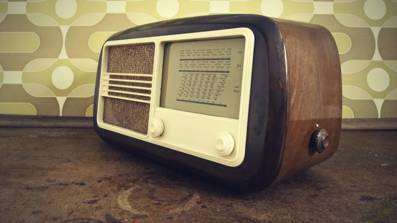 Do You Ever Listen to the Radio Anymore?